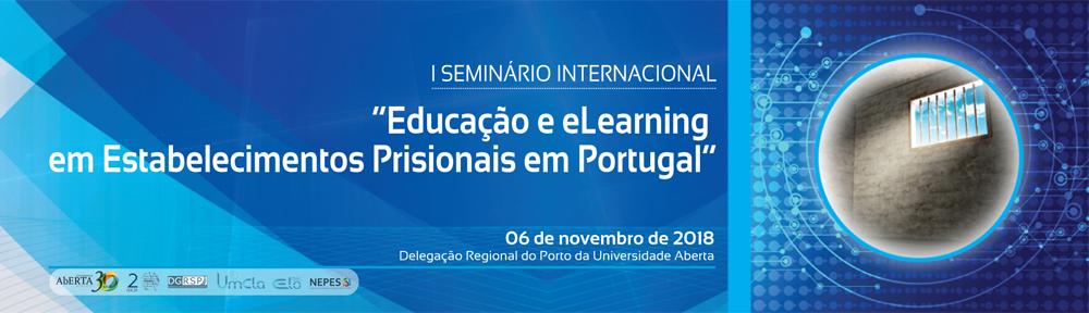 Educação e eLearning em Estabelecimentos Prisionais em Portugal