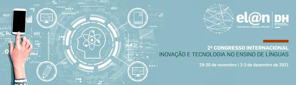 2º Congresso Internacional Inovação e Tecnologia no Ensino de Línguas